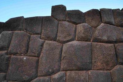 Fortress Walls at Saqsaywaman