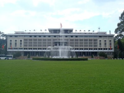 Reunification Palace