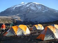 Kilimanjaro climbing machame route 7days