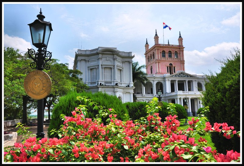 Lopez Palace, Asuncion