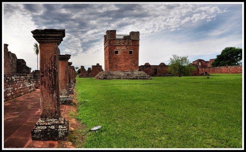 Jesuit Reductions of Paraguay