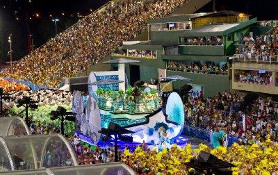 sambodromo parade