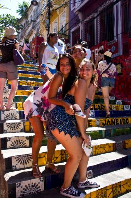 steps of lapa