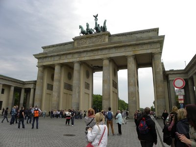 Brandenburg Tor