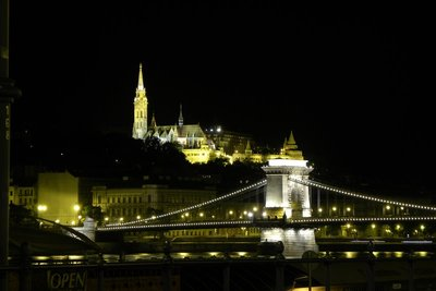 Lights of Buda