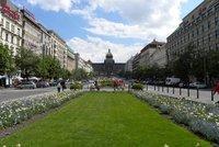 Vaclavske street - Prague