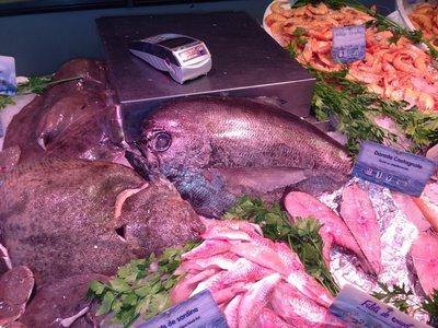 Fish at Forcalquier Market