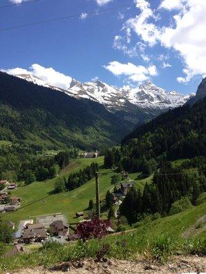 The Alpes