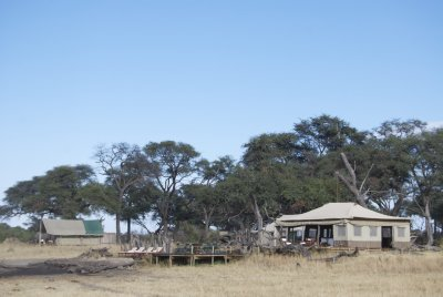 Somalisa Camp, Hwange