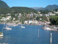 Ascona from the water