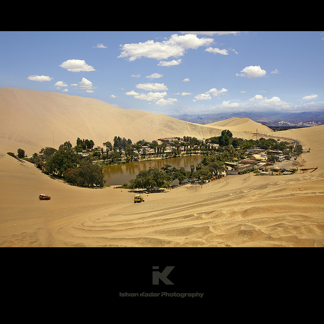 Huacachina, Peru