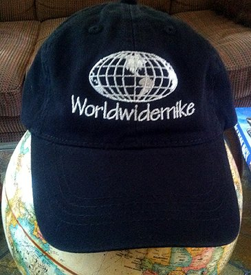 Worldwidemike hat