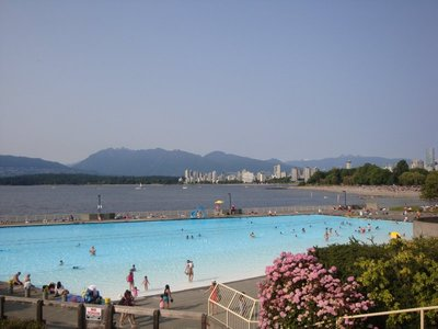 Kits Public pool