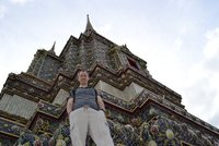 Stupa, Wat Pho