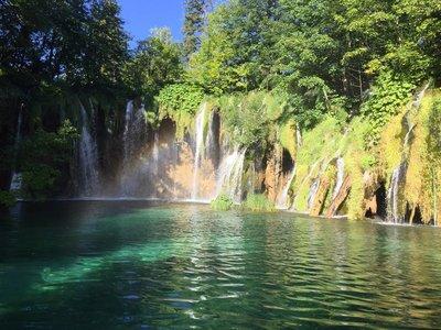 Plitvice lakes - upper