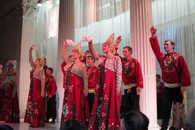 民族歌舞表演