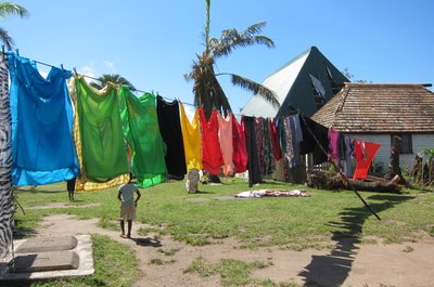 Village of Viseisei-Clothes