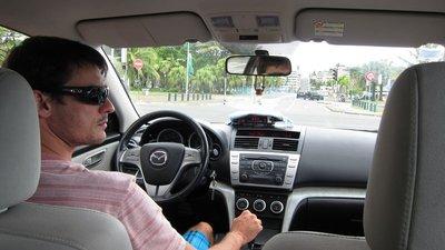 型仔taxi driver