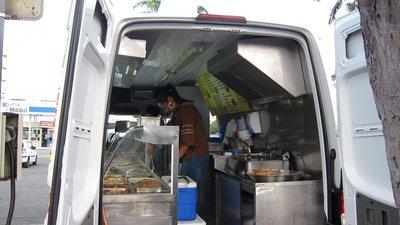 Food Van in Noumea