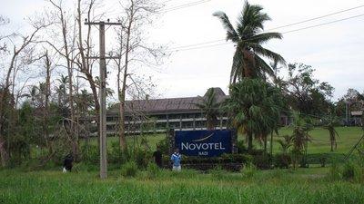 Novotel Hotel, Nadi, Fiji