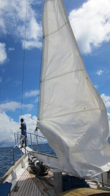 Sailing