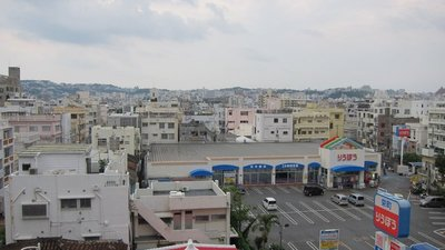 Supermarket opposite to Best Western Naha Inn