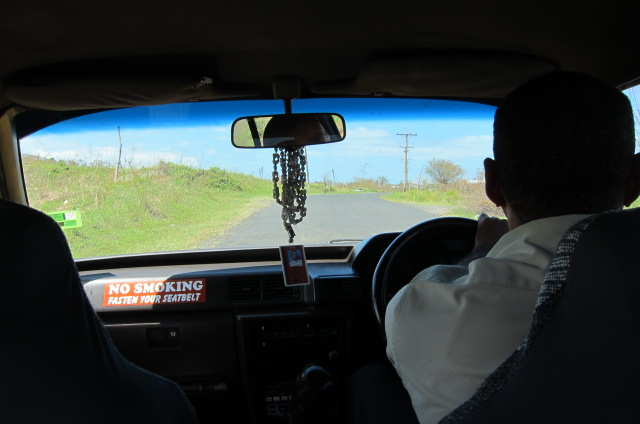 Taxi Driver in Nadi