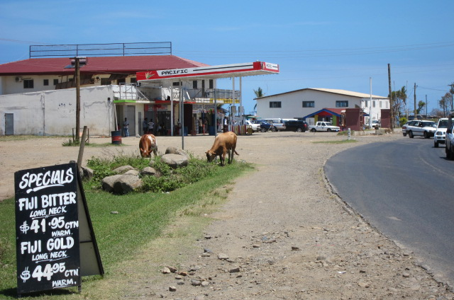 Gas Station in Lautoka