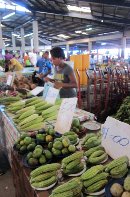 Lautoka Market