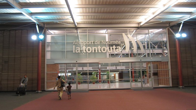 Tontouta International Airport