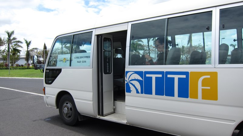 Bus from Nadi to Suva