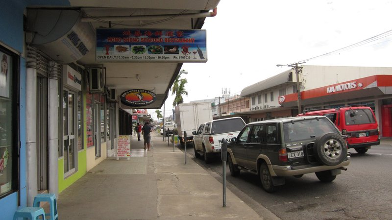 Nadi downtown