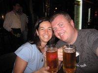 Première bière en sol croate!