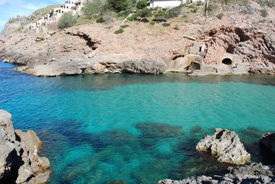 Cala de Sant Vicenc ... slice of aquatic heaven