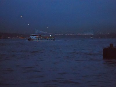 twilight on the Bosphorus