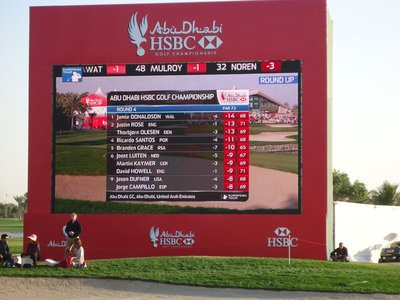 possibly one that got away from Justin Rose; Thorbjorn Olesen an emerging talent