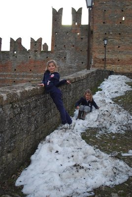 if there is any snow around, these rugrats are sure to find it ...