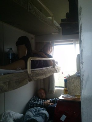Our comfortable compartment