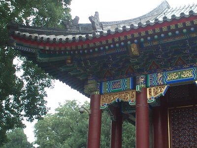 Detail from the Summer Palace 2