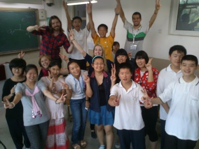 Our class!