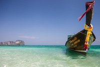 Dropping Anchor in Phi Phi Islands