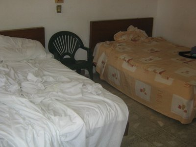 0ld beds, hotel susy