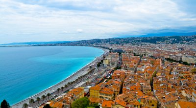 The top of Nice