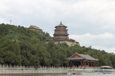 Summer Palace from the water.