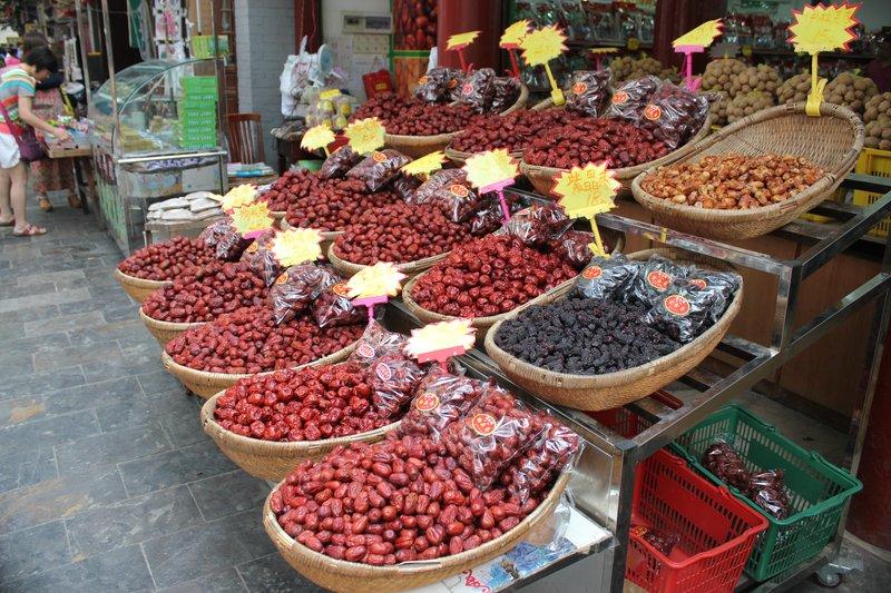 Muslim Quarter goods
