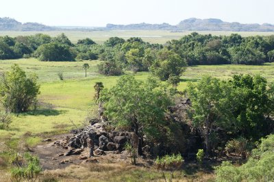 2012 Aug 16 Scenery at Ubirr 2