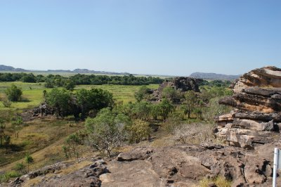 2012 Aug 16 Scenery at Ubirr 3