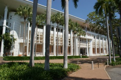 2012 Aug 19 Darwin Parliament House