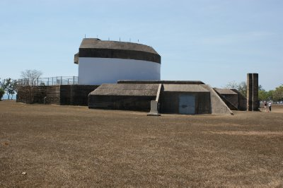 2012 Aug 20 East Point Gun emplacement