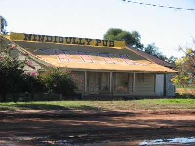 2012 July 21 Old Nindigully Pub